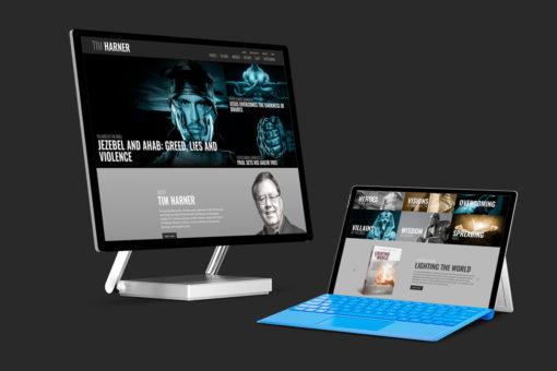 Tim Harner website