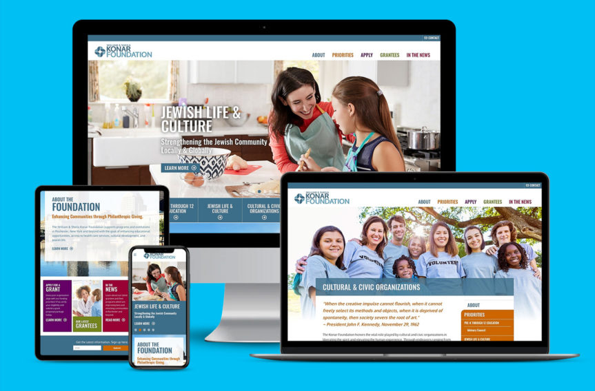 Konar Foundation Website